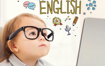 بچه ها سریع تر زبان یاد میگیرند